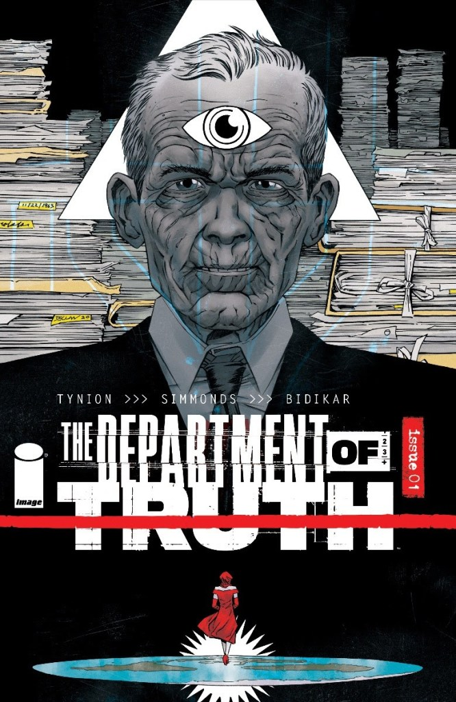 The Department of Truth Declan Shalvey variant