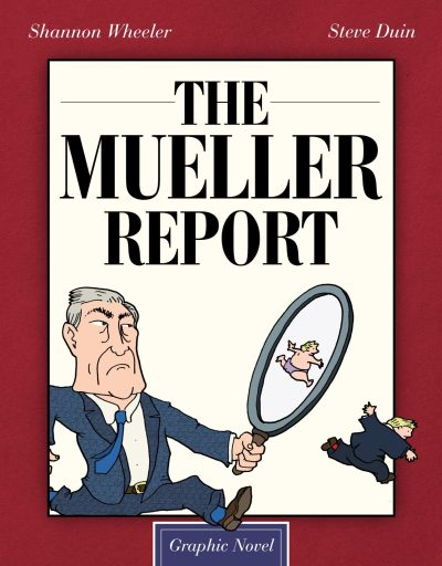 The Mueller Report Graphic Novel
