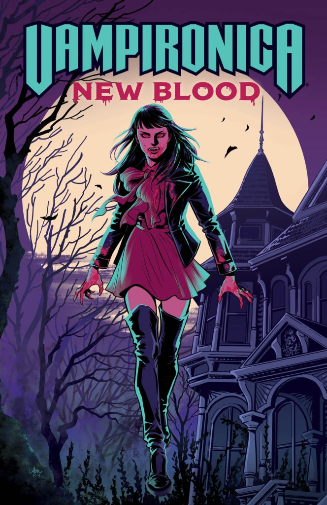VAMPIRONICA: NEW BLOOD (TP)