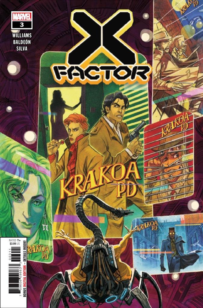 X-Factor #3