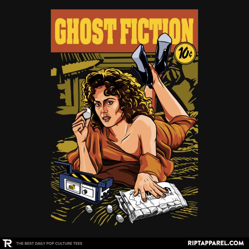 Ghost Fiction 25c