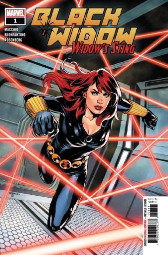 Black Widow: Widow's Sting #1