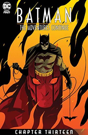 Batman: The Adventures Continue (2020-) #13