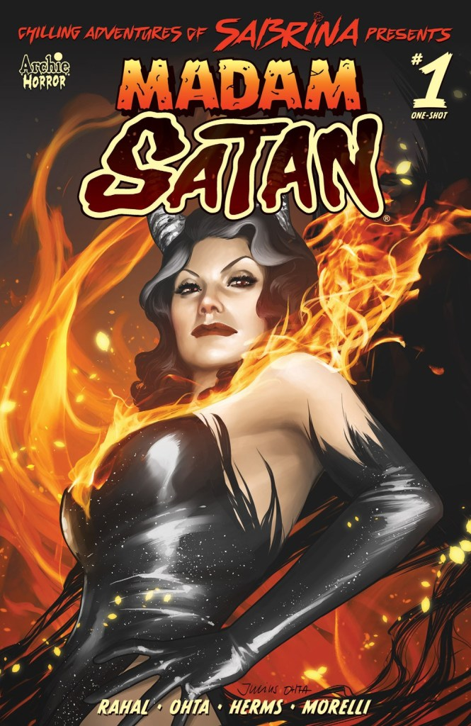 CHILLING ADVENTURES OF SABRINA PRESENTS: MADAM SATAN ONE-SHOT (MR)