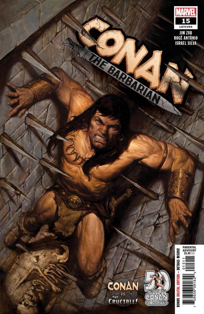 Conan the Barbarian #15
