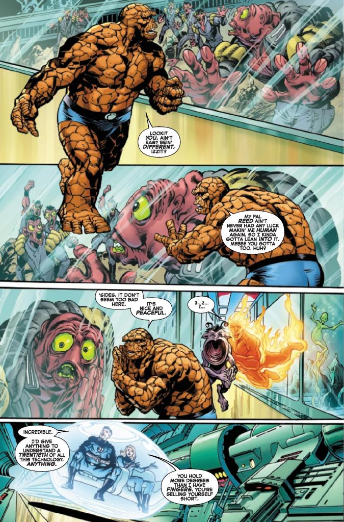 Fantastic Four: Antithesis #3 Page 1