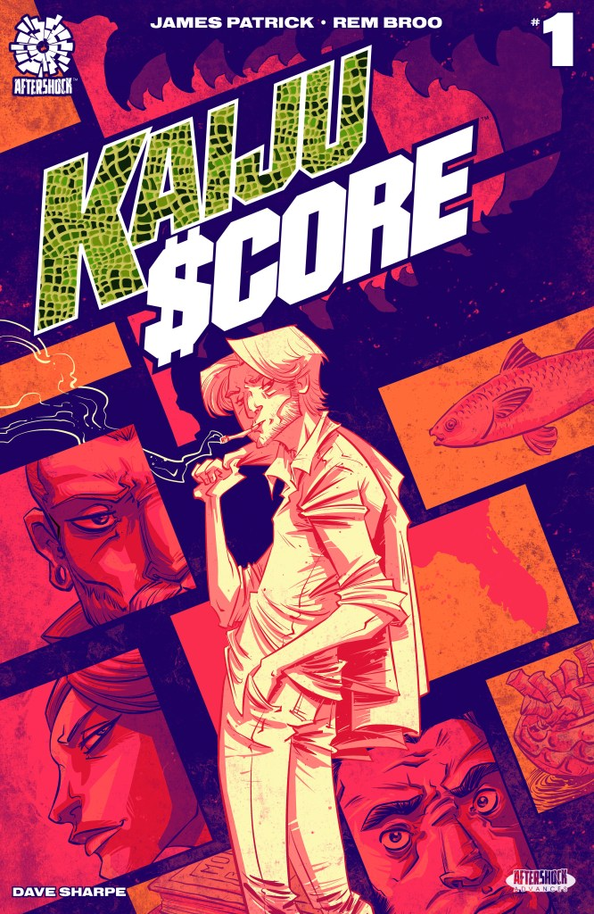 THE KAIJU SCORE#1