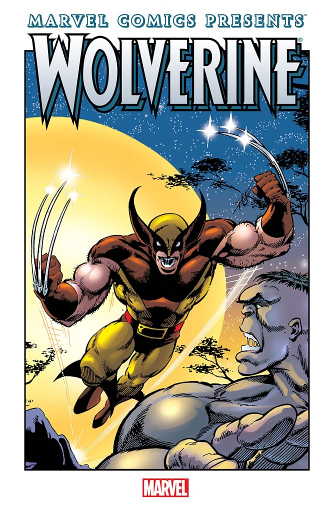 Marvel Comics Presents Wolverine Vol. 3