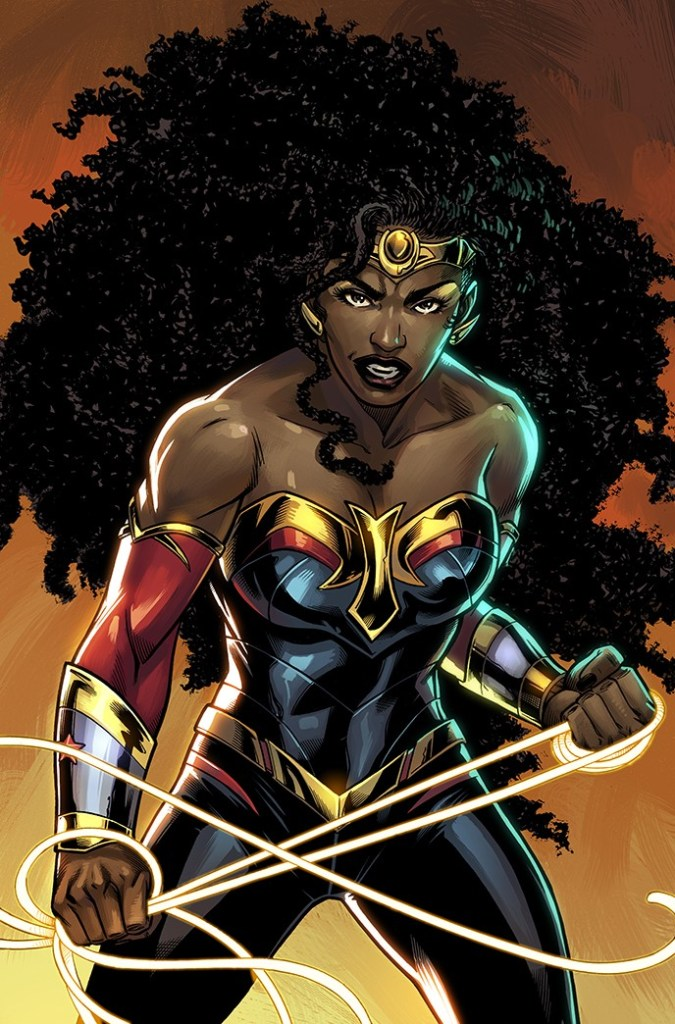 Future State: Immortal Wonder Woman Nubia