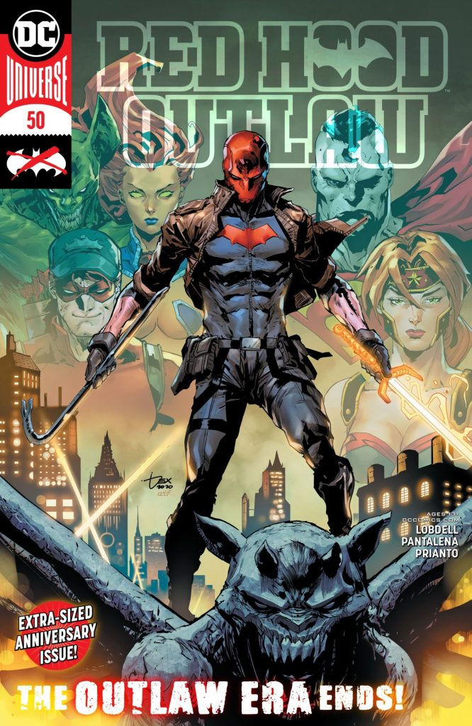 Red Hood: Outlaw #50
