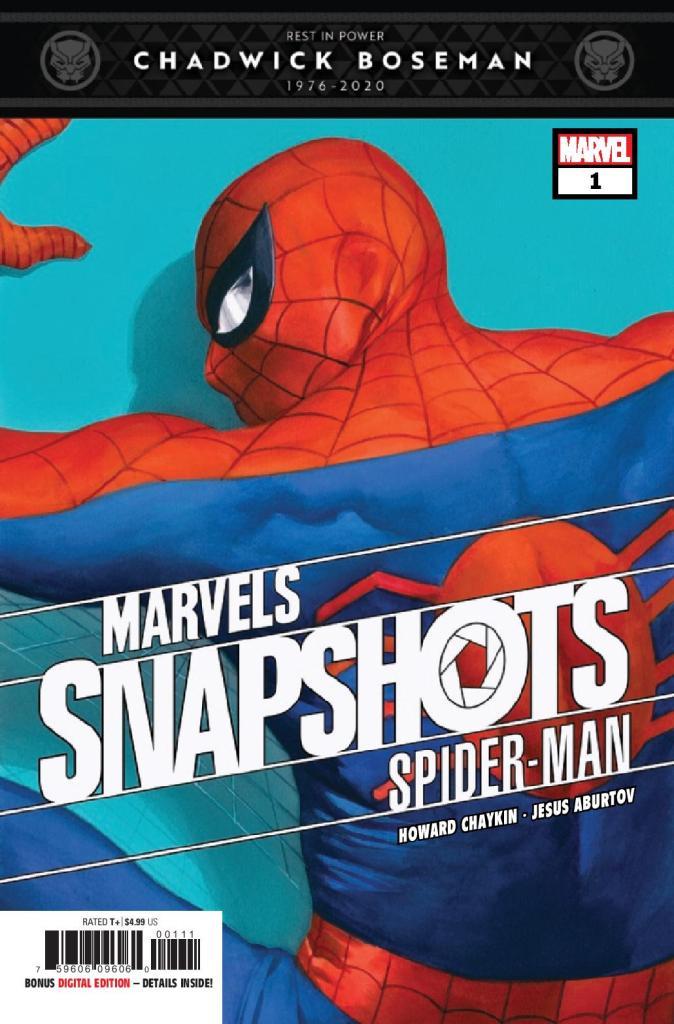 Marvels Snapshots: Spider-Man #1