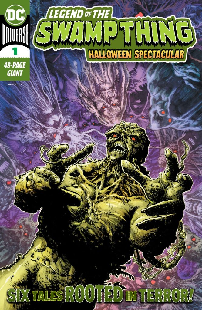 Legend of the Swamp Thing Halloween Spectacular #1