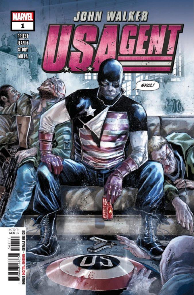 U.S.Agent #1 (of 5)