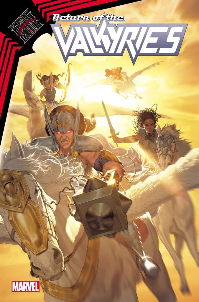KING IN BLACK: RETURN OF THE VALKYRIES #1 (OF 4)