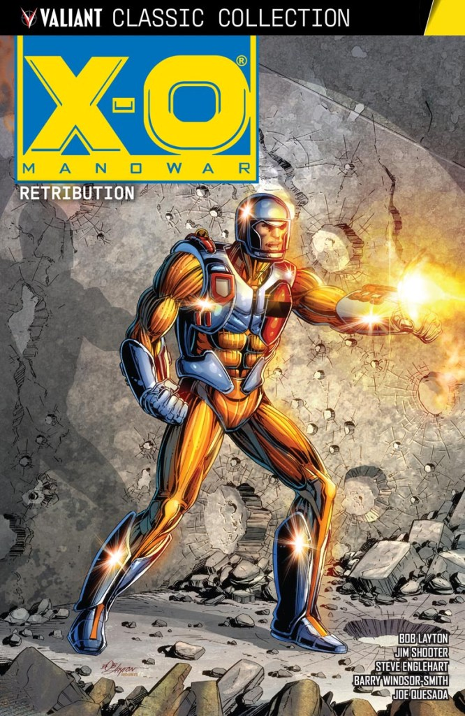 X-O MANOWAR: RETRIBUTION