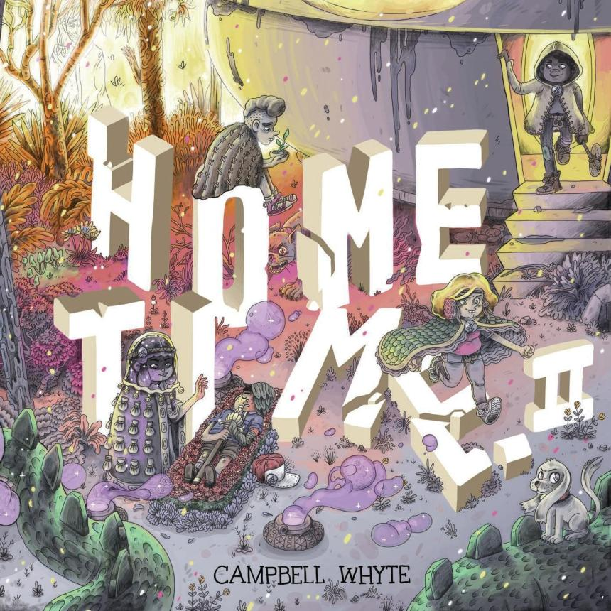 Home Time Vol. 2 Beyond the Weaving