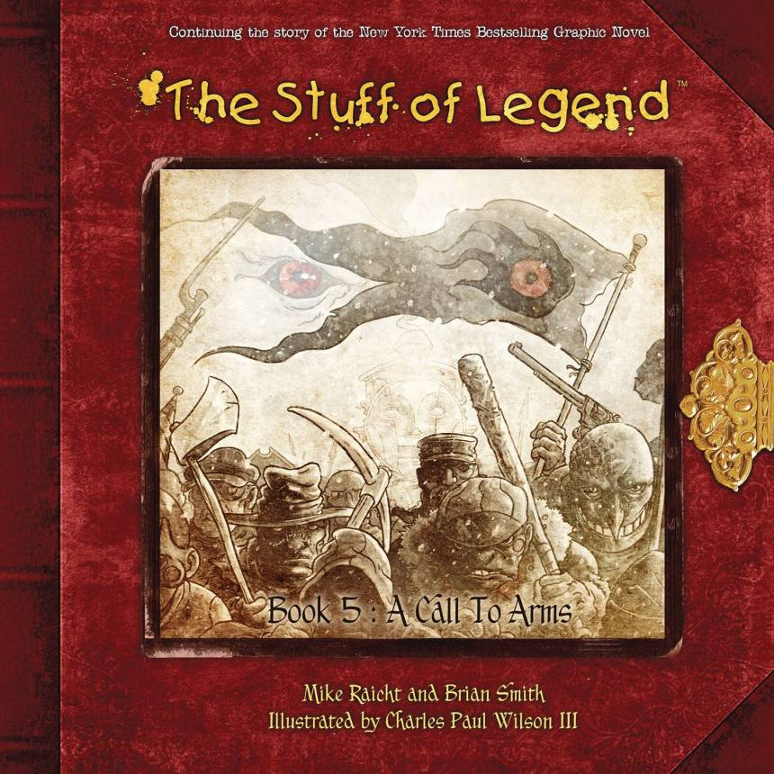 The Stuff of Legend Vol. 5 Call to Arms