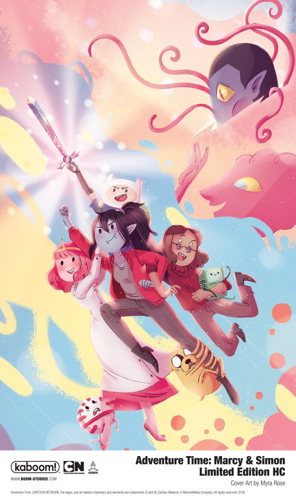 Adventure Time: Marcy & Simon Limited Exclusive Hardcover