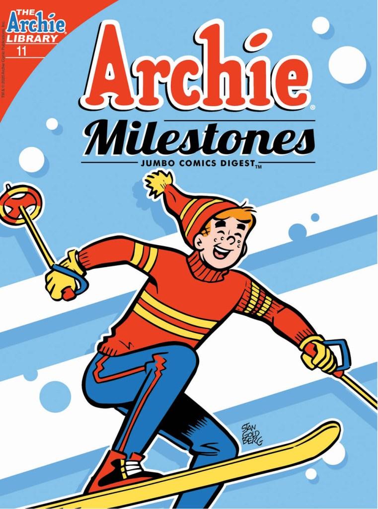 ARCHIE MILESTONES JUMBO DIGEST #11