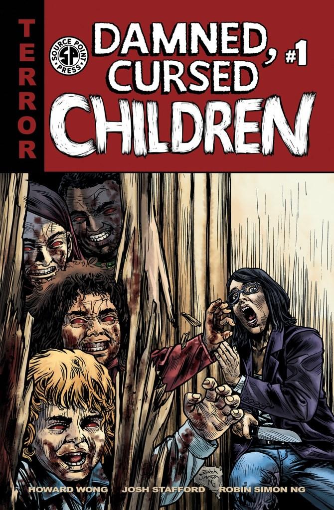 Damned, Cursed Children #1