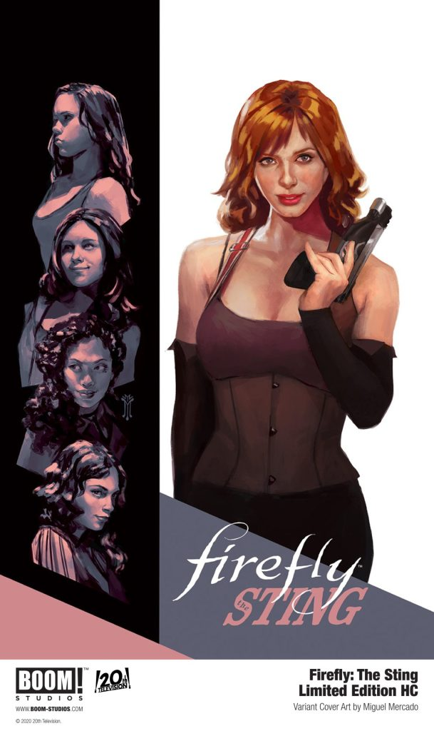 Firefly: The Sting Limited Edition Hardcover