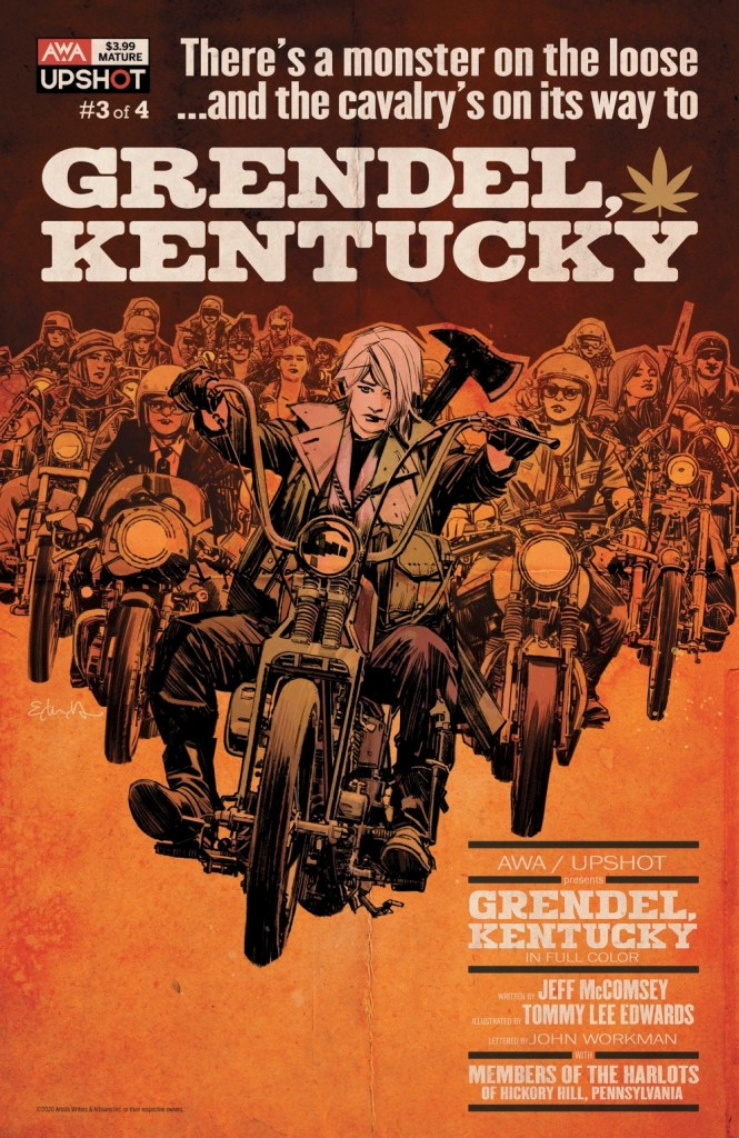 Grendel Kentucky #3 (of 5)