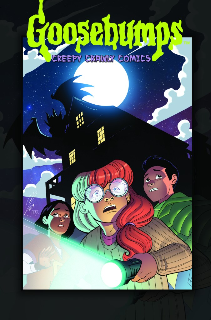 Goosebumps: Creep Crawly Comics
