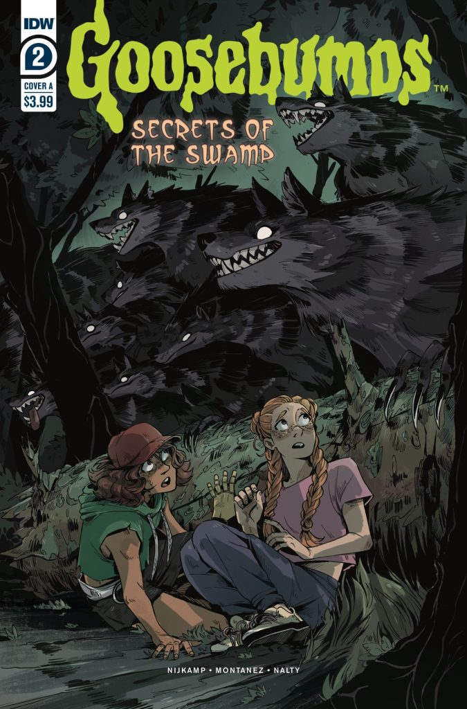 Goosbumps: secrets of the Swamp #2 (of 5)