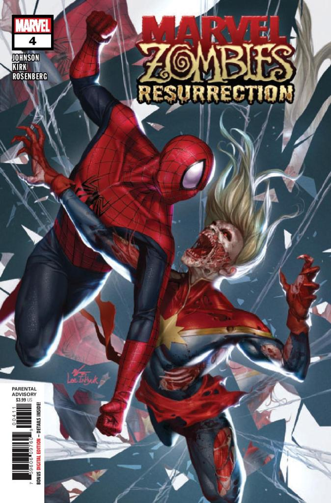 Marvel Zombies: Resurrection #4 (of 4)