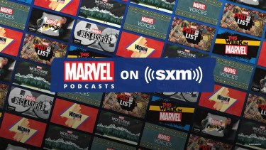 Marvel Podcasts on SiriusXM