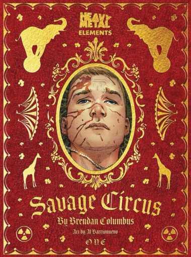 Savage Circus #1