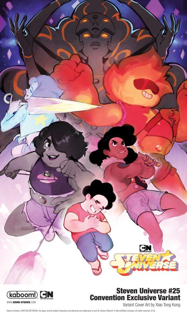 Steven Universe #25 Convention Exclusive Variant
