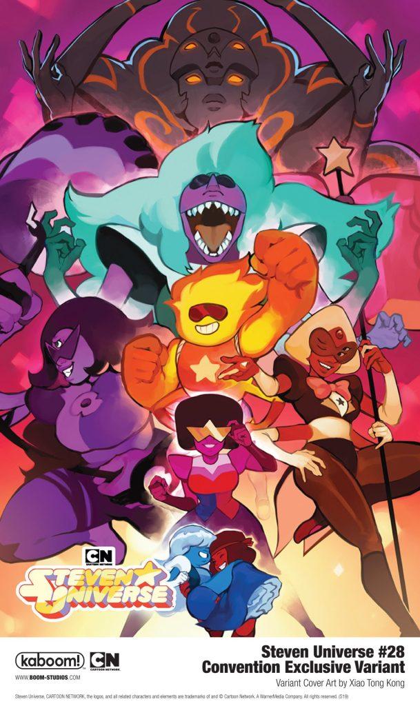 Steven Universe #28 Convention Exclusive Variant