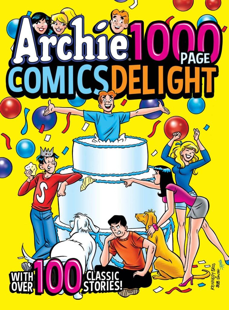 ARCHIE 1000 PAGE COMICS DELIGHT (TR)