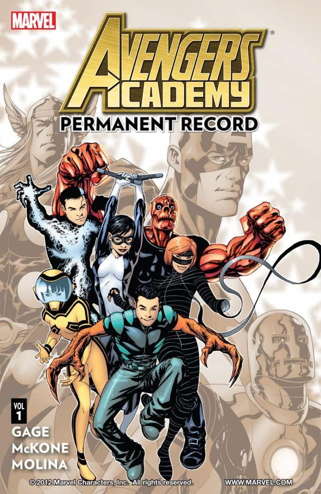 Avengers Academy Vol. 1