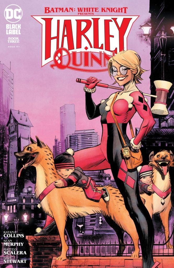 Batman: White Knight Presents: Harley Quinn #3