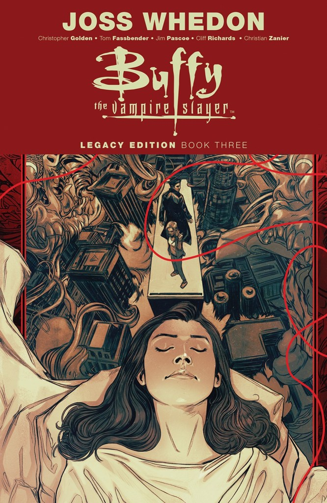 Buffy the Vampire Slayer Legacy Edition Vol. 3