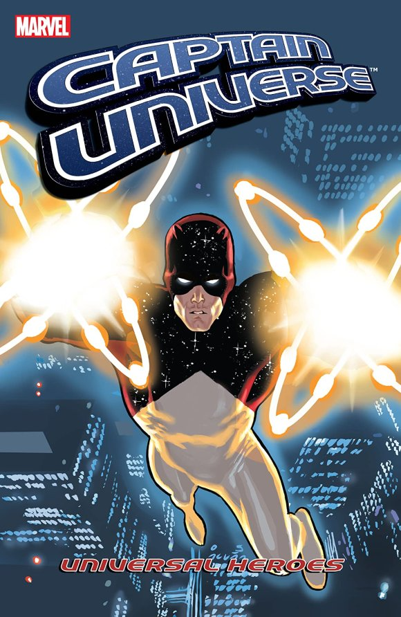 Captain Universe: Universal Heroes