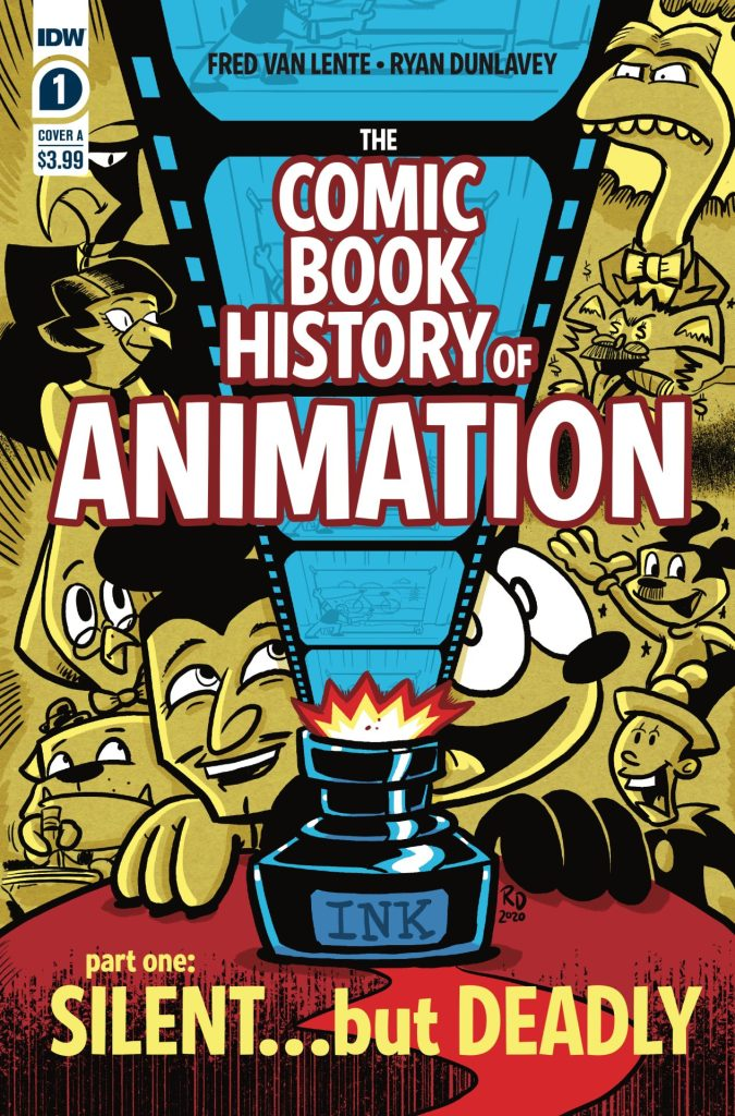 The Comic Book History of Animation #1