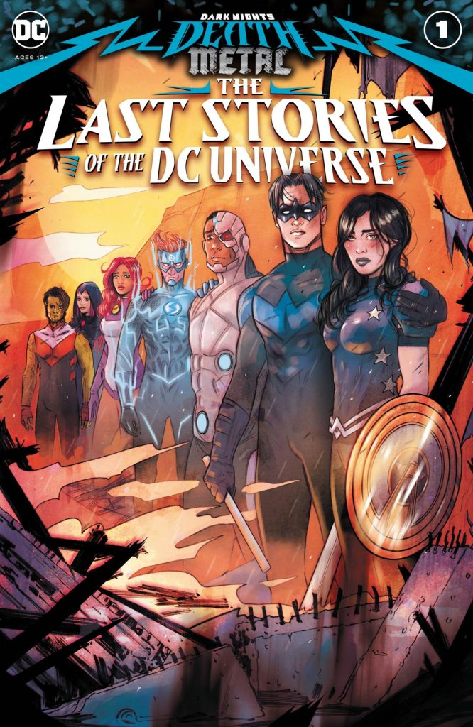 Dark Nights: Death Metal The Last Stories of the DC Universe #1