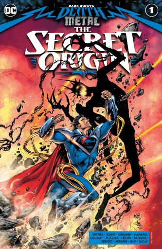 Dark Nights: Death Metal The Secret Origin #1