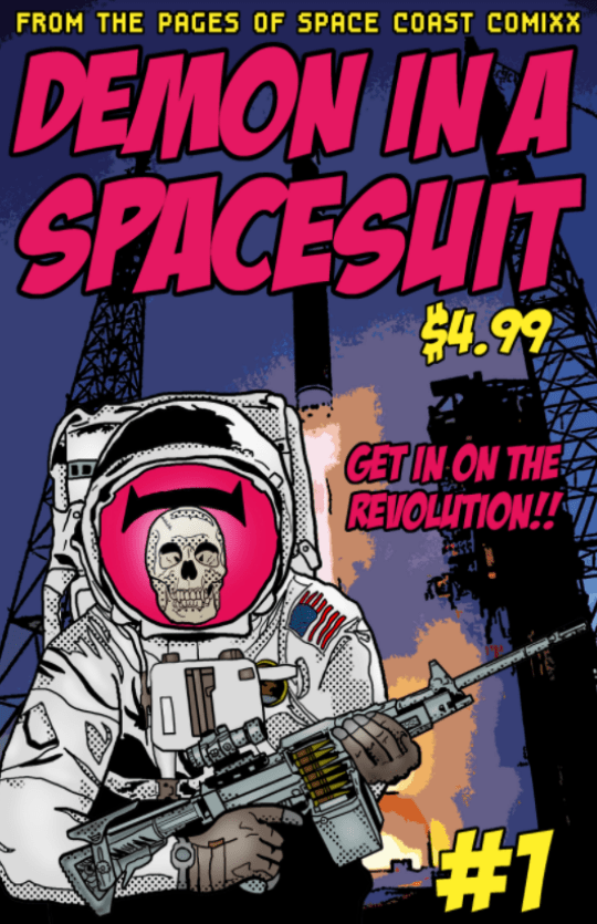 Demon in a Spacesuit