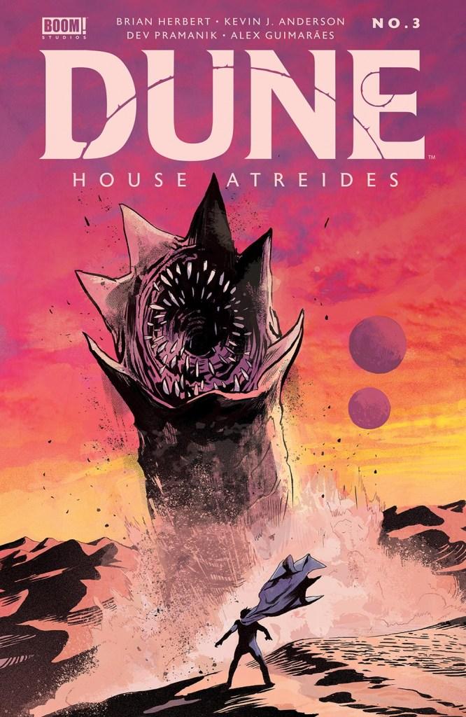 Dune: House Atreides #3 (of 12)