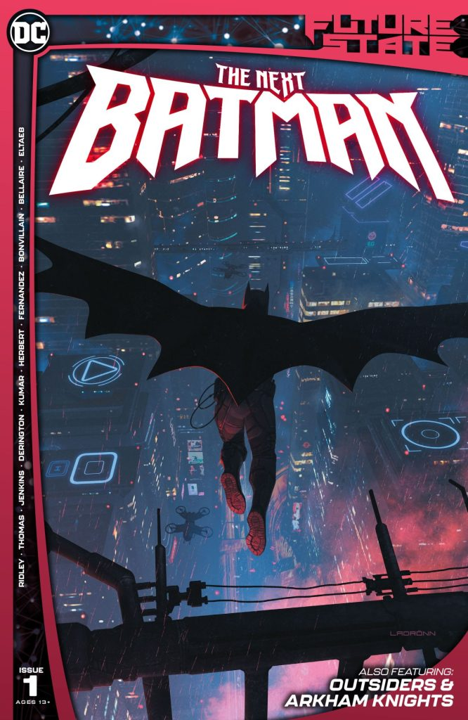 Future State: The Next Batman #1