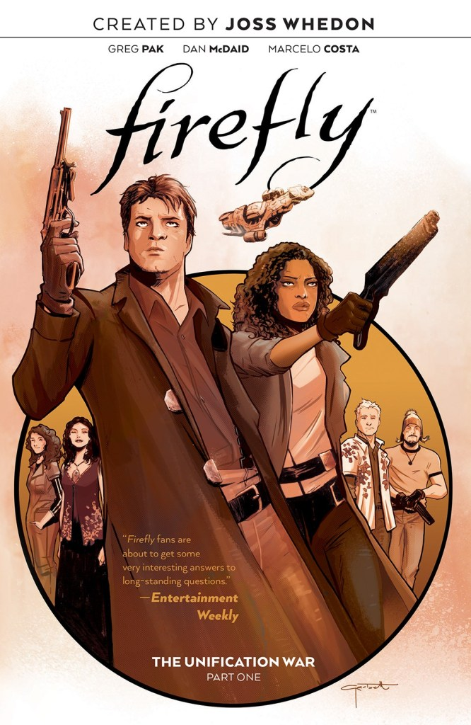 Firefly: Unification War Vol. 1
