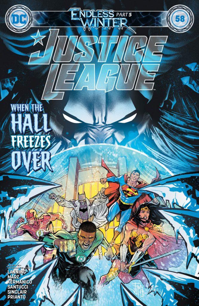 Justice League #58