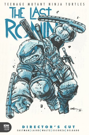 Teenage Mutant Ninja Turtles: The Last Ronin #1 Director's Cut