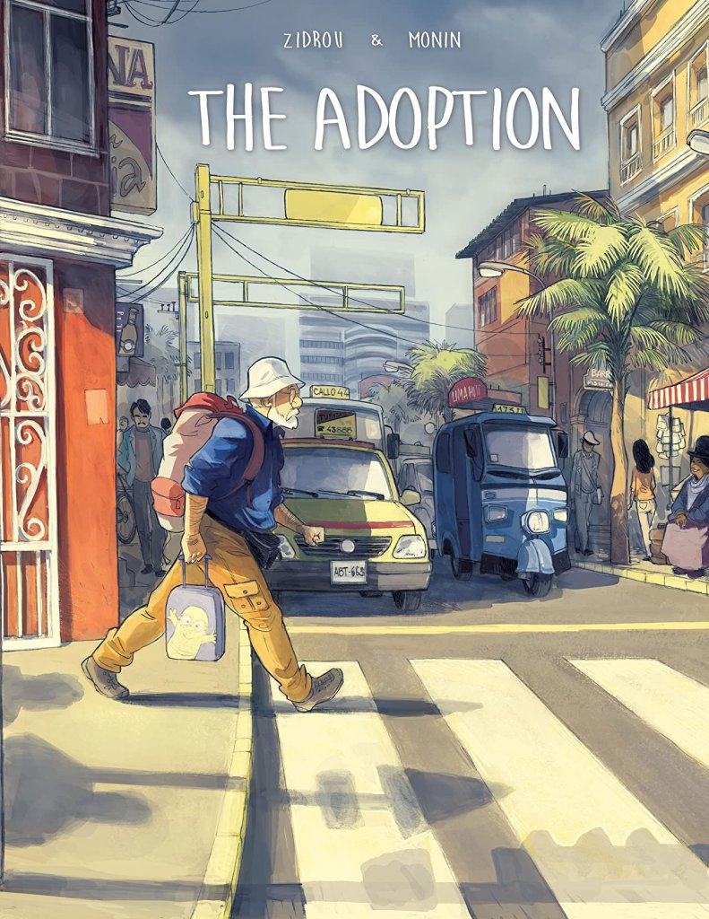 The Adoption Vol. 2