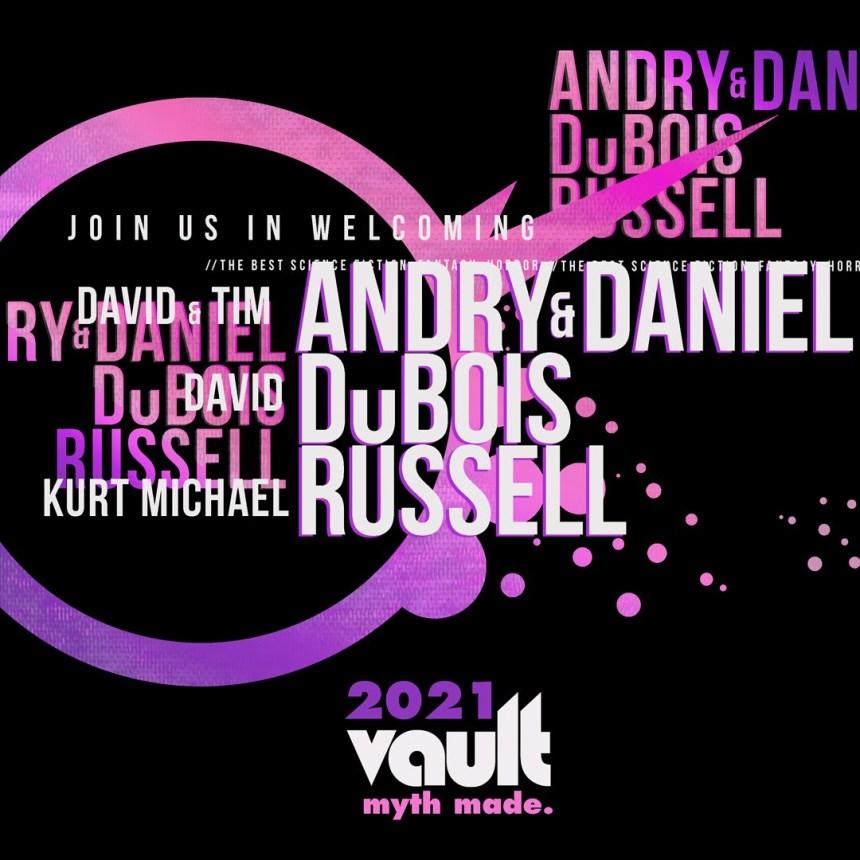 Tim Daniel, David Andry, David DuBois, and Kurt Michael Russell Vault Comics