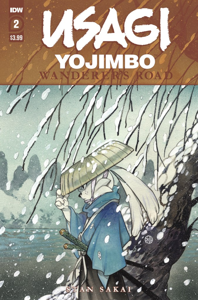Usagi Yojimbo: Wanderer's Road #2 (of 6)